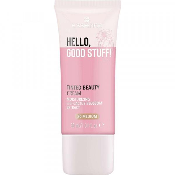 Getönte Creme Hello, Good Stuff Tinted Beauty Cream, Medium 20