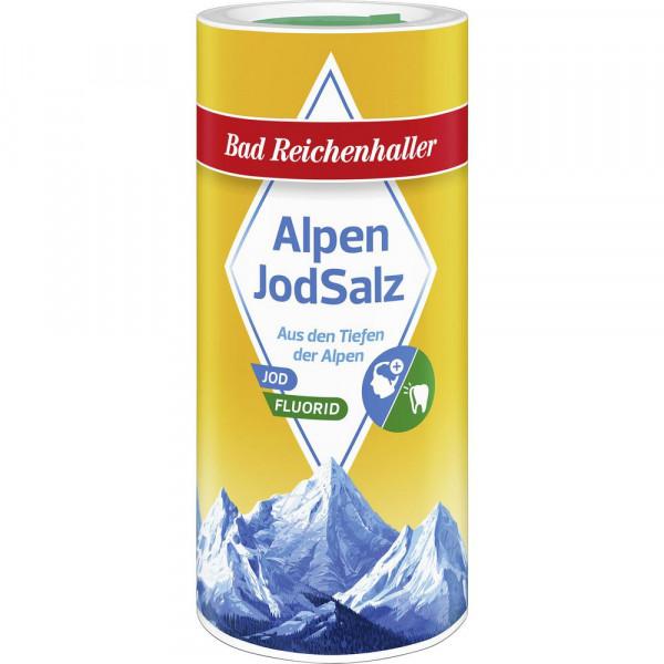Alpenjodsalz mit Fluorid