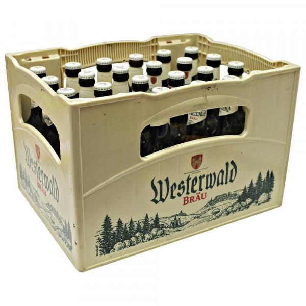 Westerwald Bräu Bier 5,2% (24 x 0.33 Liter)