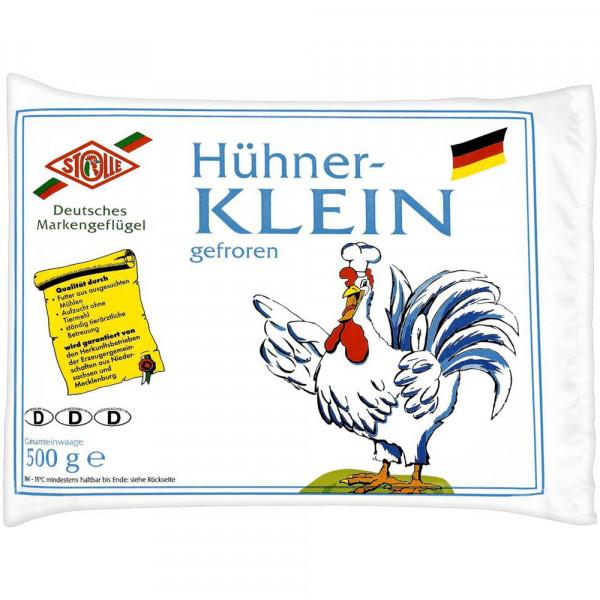 Hühner-Klein, tiefgekühlt