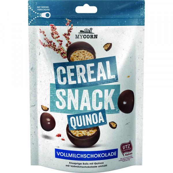 Cereal Snack Quinoa