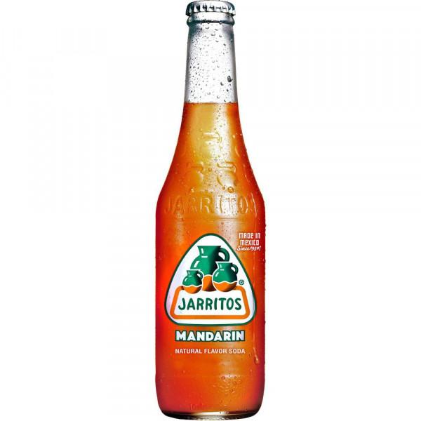 Mandarin Natural Flavor Soda