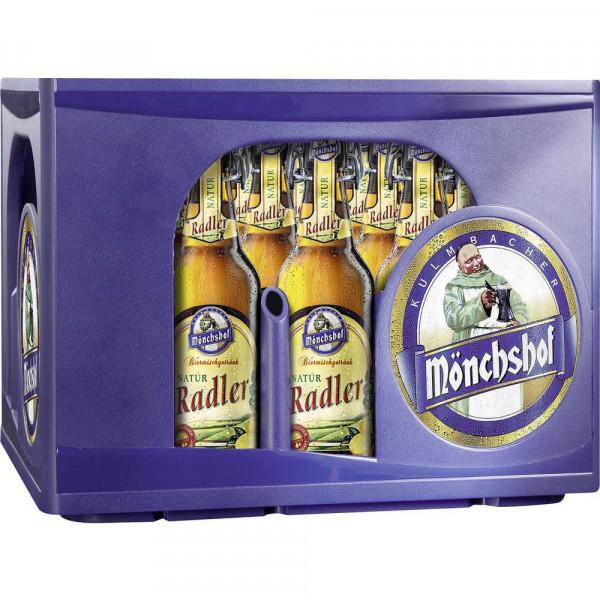 Biermischgetränk, Naturradler 2,5% (20 x 0.5 Liter)