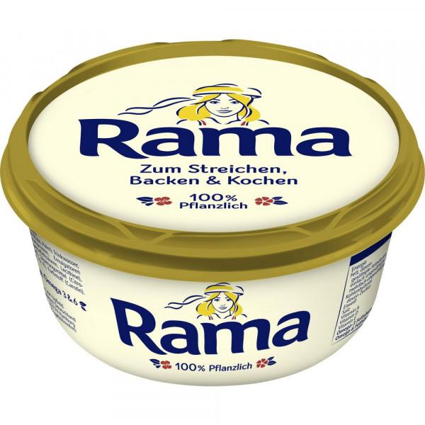 Margarine 100% pflanzlich, 60% Fett