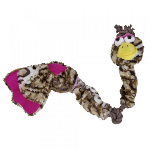 "Hundespielzeug ""Ente Huggo"", 65cm"
