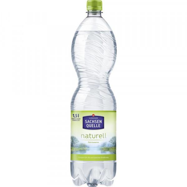 Mineralwasser, Naturelle (6 x 9 Liter)