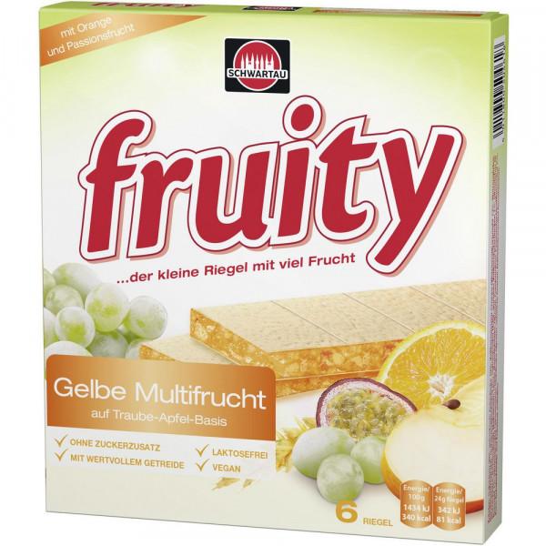 Fruchtriegel, Gelbe Multifrucht