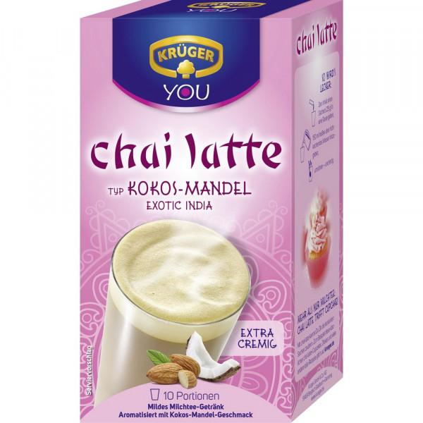 Chai Latte, Exotic India