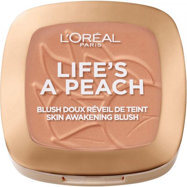 Rouge Life's a Peach, Blush