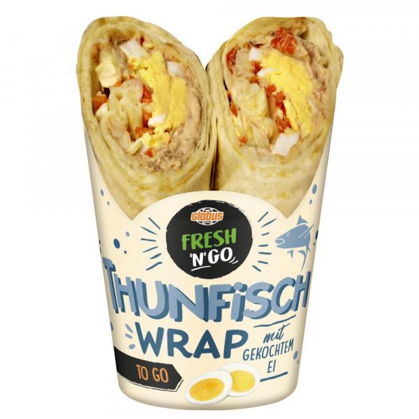Wrap, Thunfisch