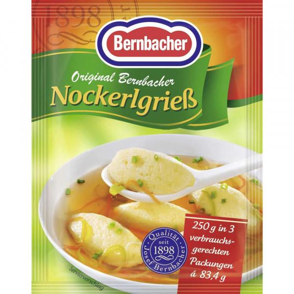 Nockerlgriess
