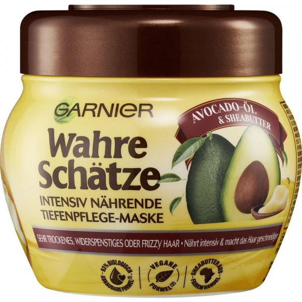 """pflegende Haarmaske """"Wahre Schätze"""", Avocado"""