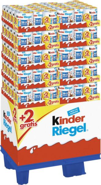 Schoko Riegel, Big Pack +2 (140 x 420 Gramm)