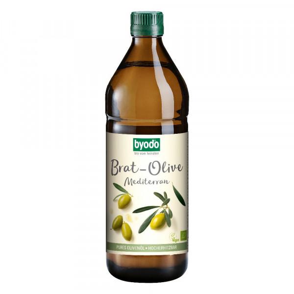 Bio Byodo Brat-Olivenöl, mediterran