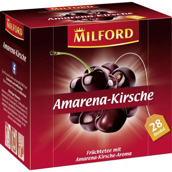 Früchtetee, Amarena-Kirsche