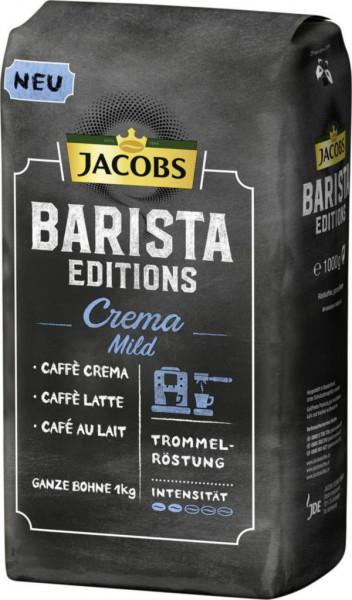 """Kaffee-Bohnen """"Barista Crema Mild"""""""