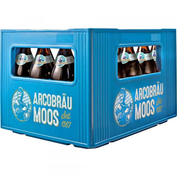 Mooser Liesl Helles Bier 5,3% (20 x 0.5 Liter)