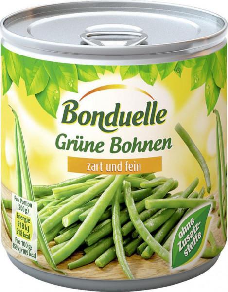 Grüne Bohnen, zart & fein