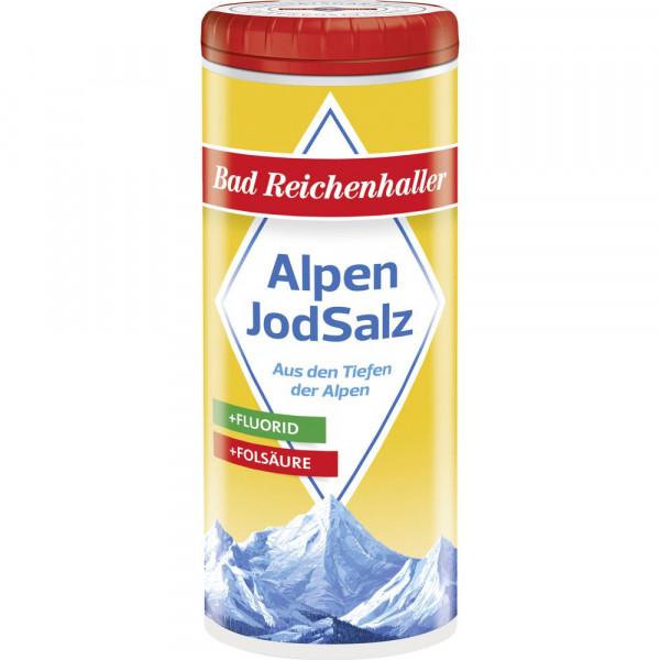 Alpenjodsalz mit Fluorid + Folsäure