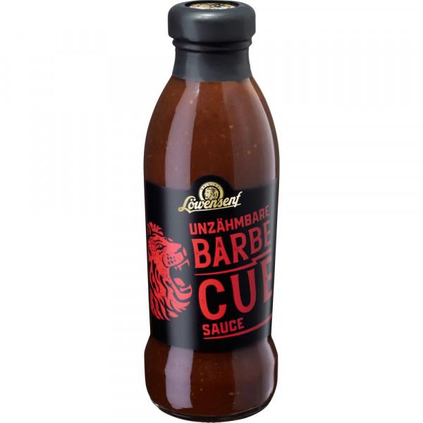 Barbecue Sauce, würzig scharf