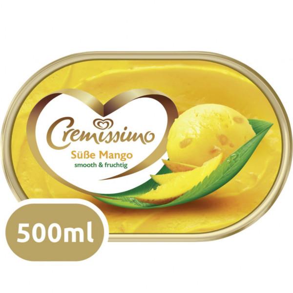 Eiscreme Cremissimo, Süße Mango