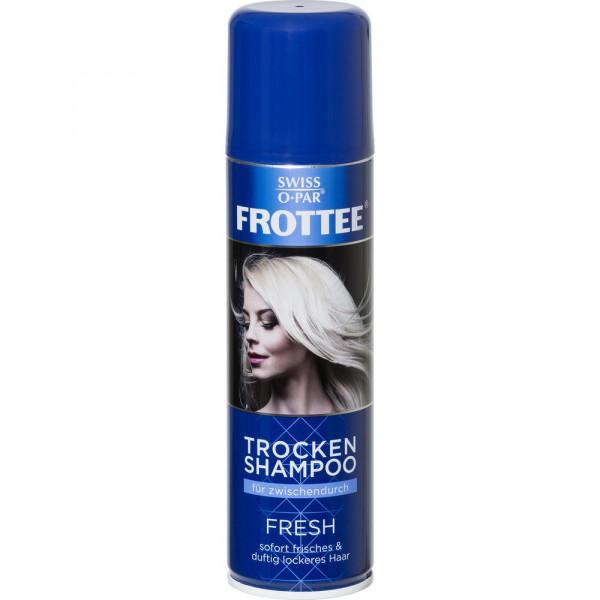 Frottee Trockenshampoo Spray