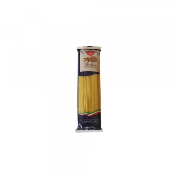 Spaghetti, kurz