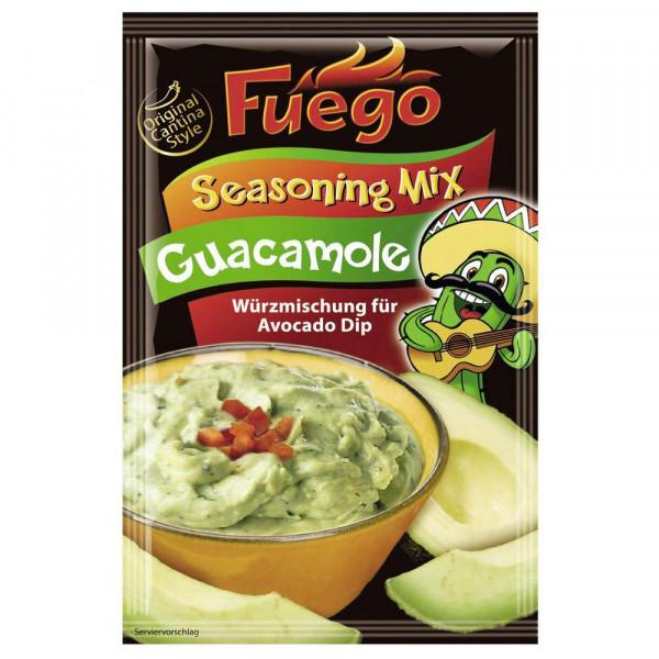 Würzmischung Seasoning Mix, Guacamole