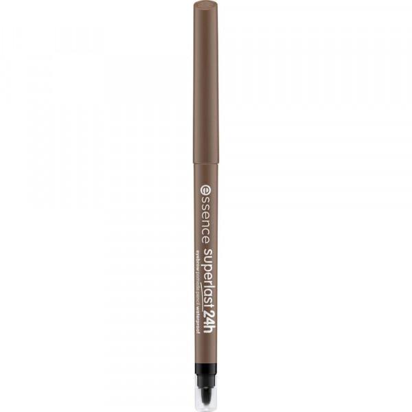 Augenbrauenstift Superlast 24H Eyebrow Pomade Pencil, Brown 20