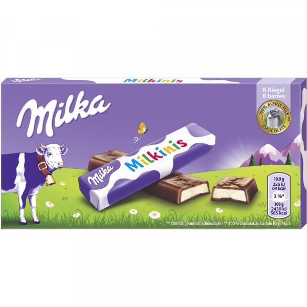 Tafelschokolade, Milkinis Milch