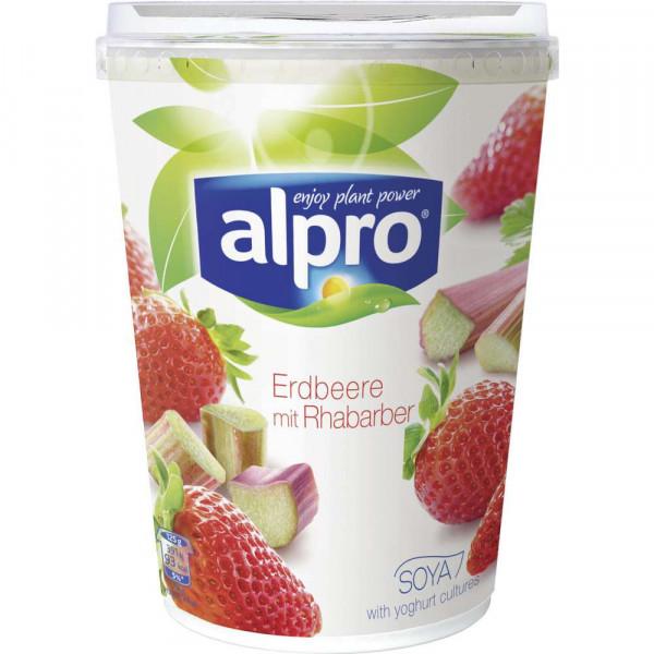 Soja-Joghurtalternative, Erdbeere