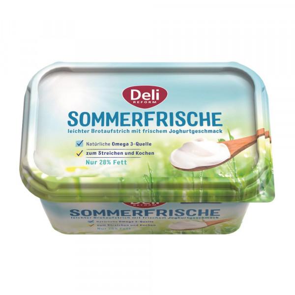 """Halbfettmargarine """"Sommerfrische"""" 28% Fett"""