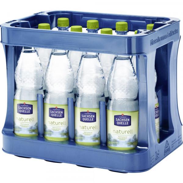 Mineralwasser, Naturelle (12 x 1 Liter)