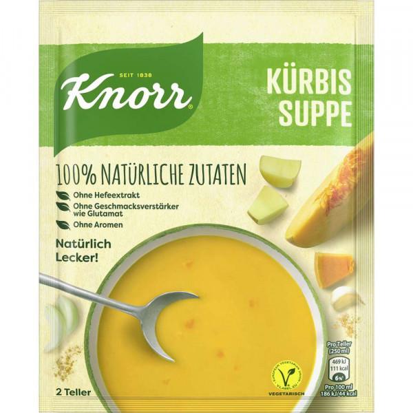 Natürlich Lecker Kürbis Suppe