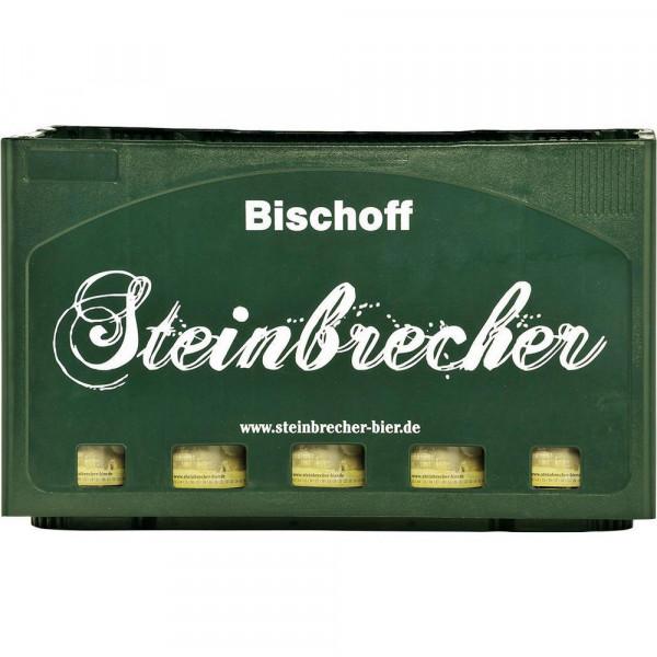 Steinbrecher Original Landbier 4,8% (20 x 0.33 Liter)