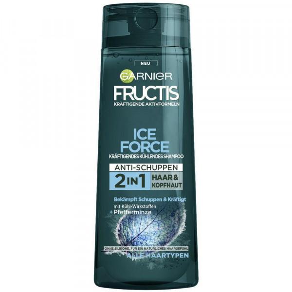 "Shampoo ""Fructis"", Anti-Schuppen"