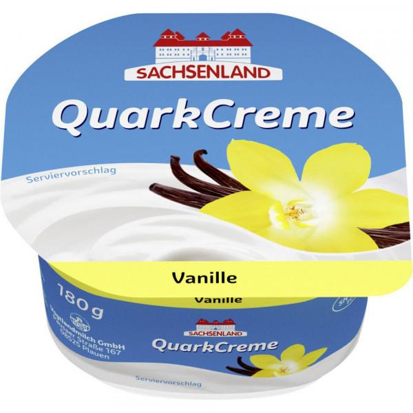 Quark-Creme, Vanille