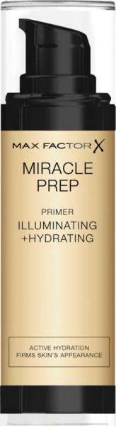 Make-up Primer Miracle Prep Illumination & Hydrating Primer