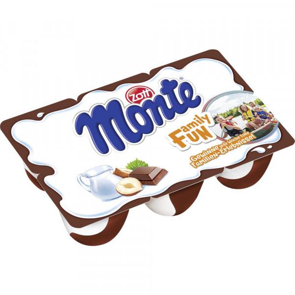 Monte, Original