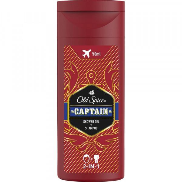 "Duschgel & Shampoo ""Captain"""