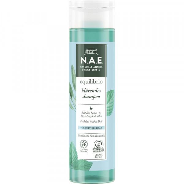 """Shampoo """"equilibrio"""", fettiges Haar"""