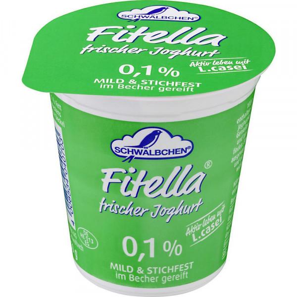 """Naturjoghurt """"Fitella"""" 0,1%"""