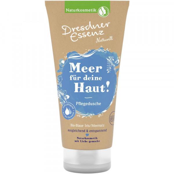 """Pflegedusche """"Meer für deine Haut!"""", Bio-Blaue Iris & Meersalz"""