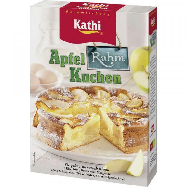 Backmischung, Apfel- Rahmkuchen