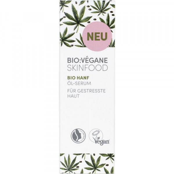 Bio Hanf Öl-Serum