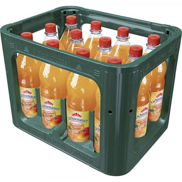 Mandarine-Mango Limonade (12 x 1 Liter)