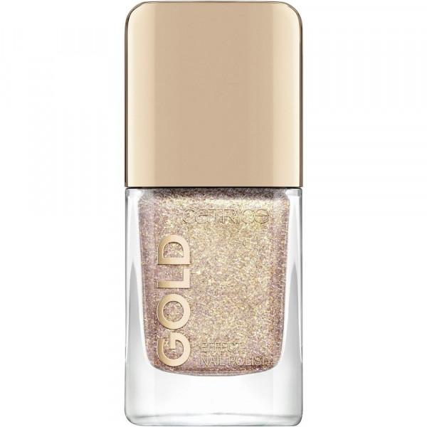 Nagellack Gold Effect Nail Polish, Secret Adoration 04