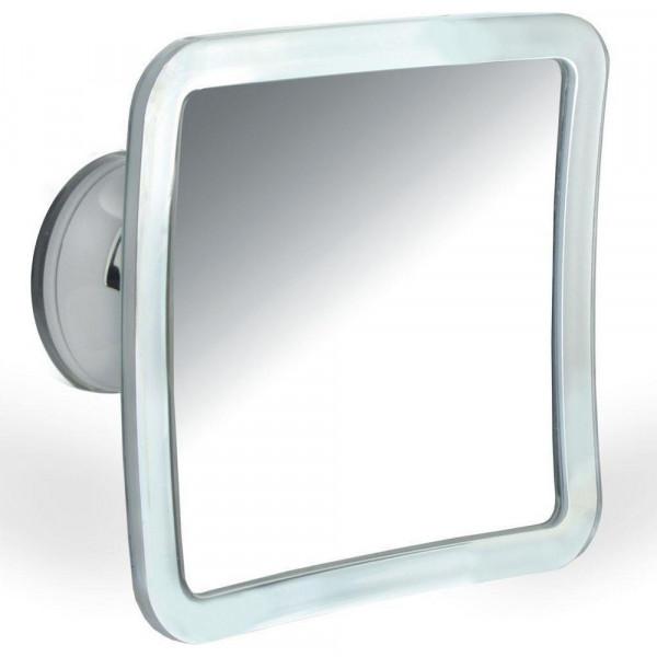 Schwenkbarer Saugnapf-Spiegel