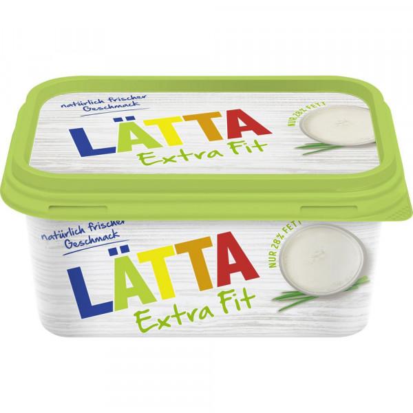 Halbfettmargarine Extra Fit 28% Fett
