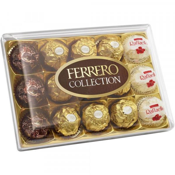 Collection (Rocher, Rondnoir, Raffaello)